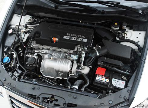 Honda Accord Sedán 2.2 i-DTEC Lifestyle