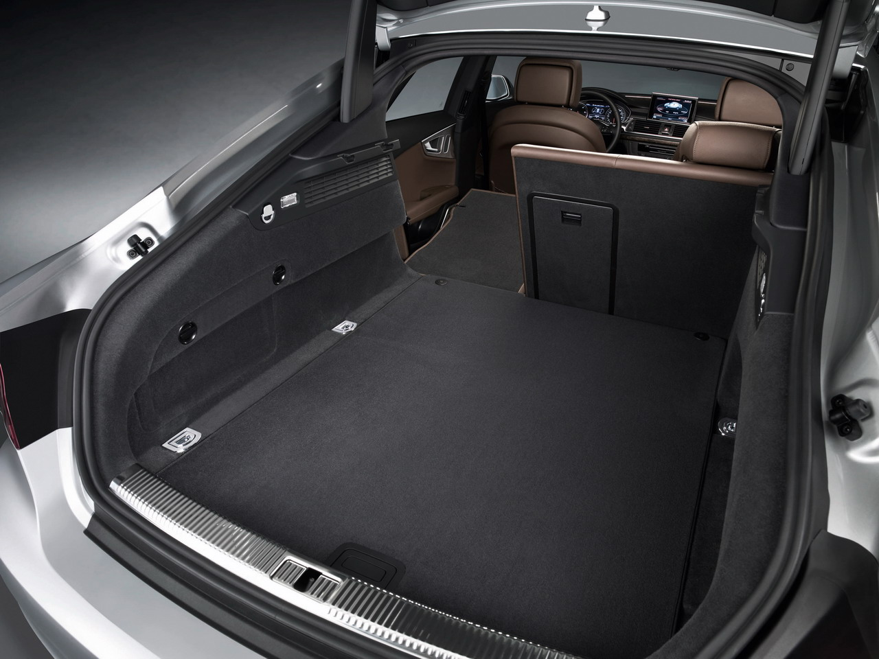 fotos del audi a7 sportback. Black Bedroom Furniture Sets. Home Design Ideas