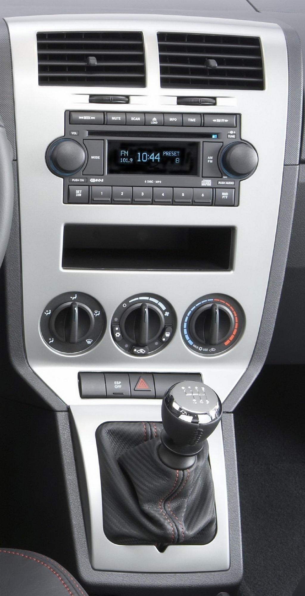 Fotos del Dodge Caliber SRT4 - Sobrecoches.com
