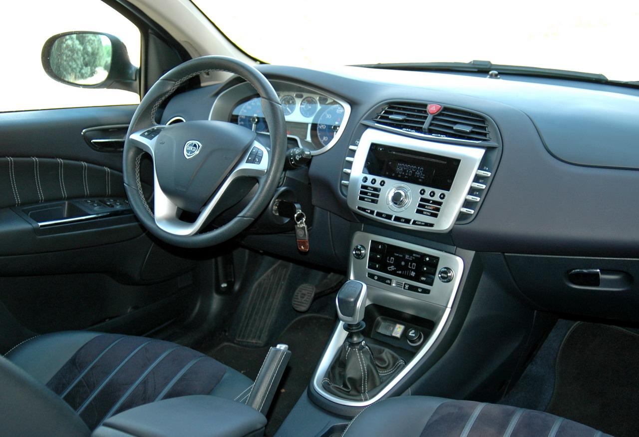2008 – 2011 Lancia Delta: From Dirt Devil to Duchess ... Lancia ...
