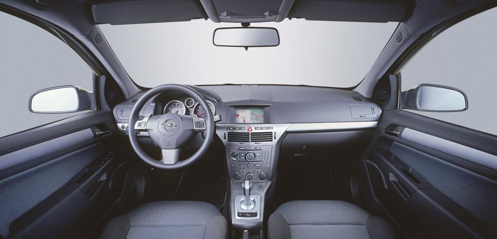 Fotos Del Opel Astra Station Wagon Sobrecoches Com