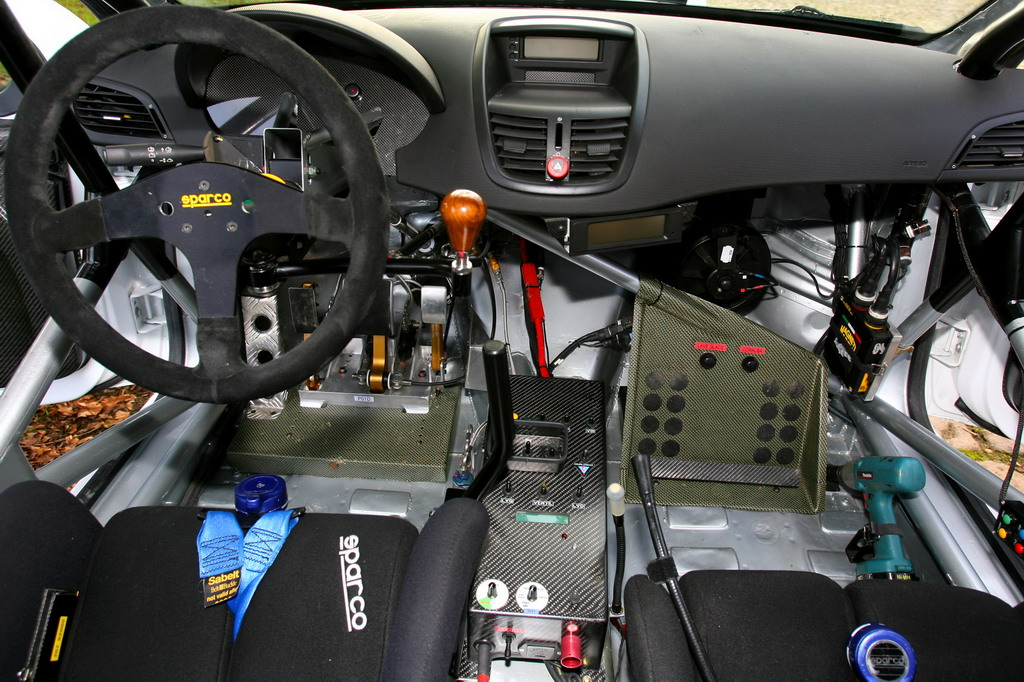 Fotos Del Peugeot 207 Super 2000 Sobrecoches Com