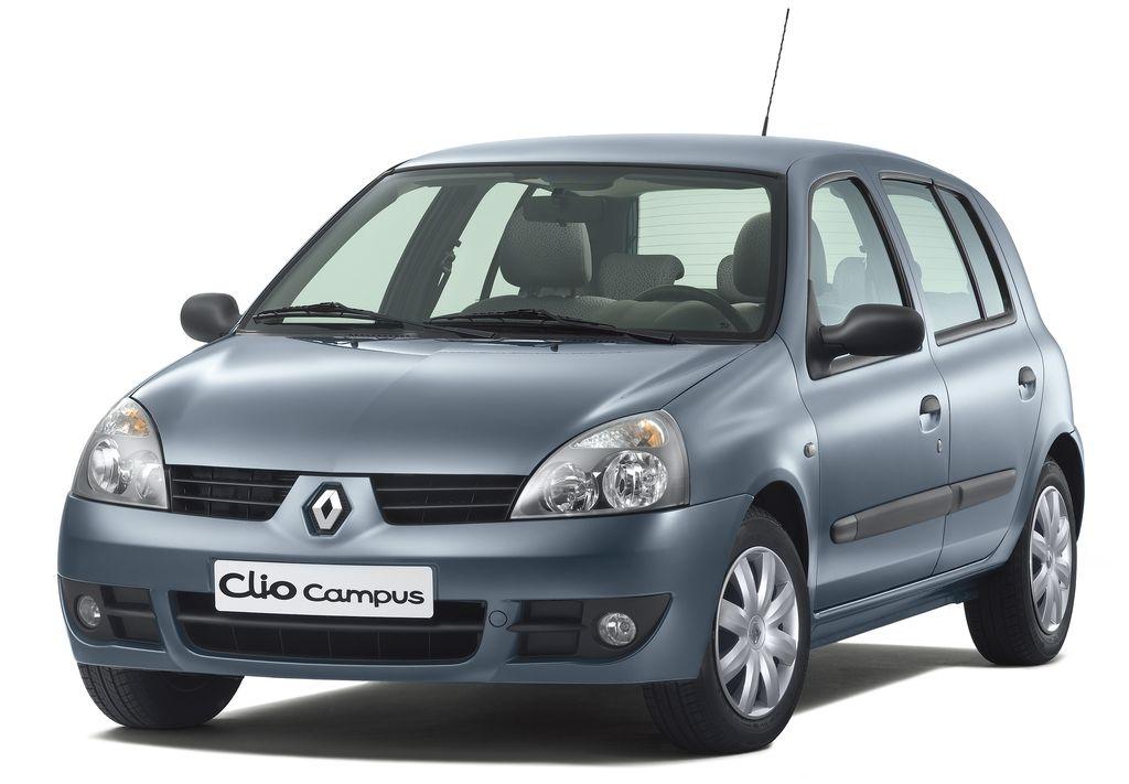 Fotos Del Renault Clio Campus