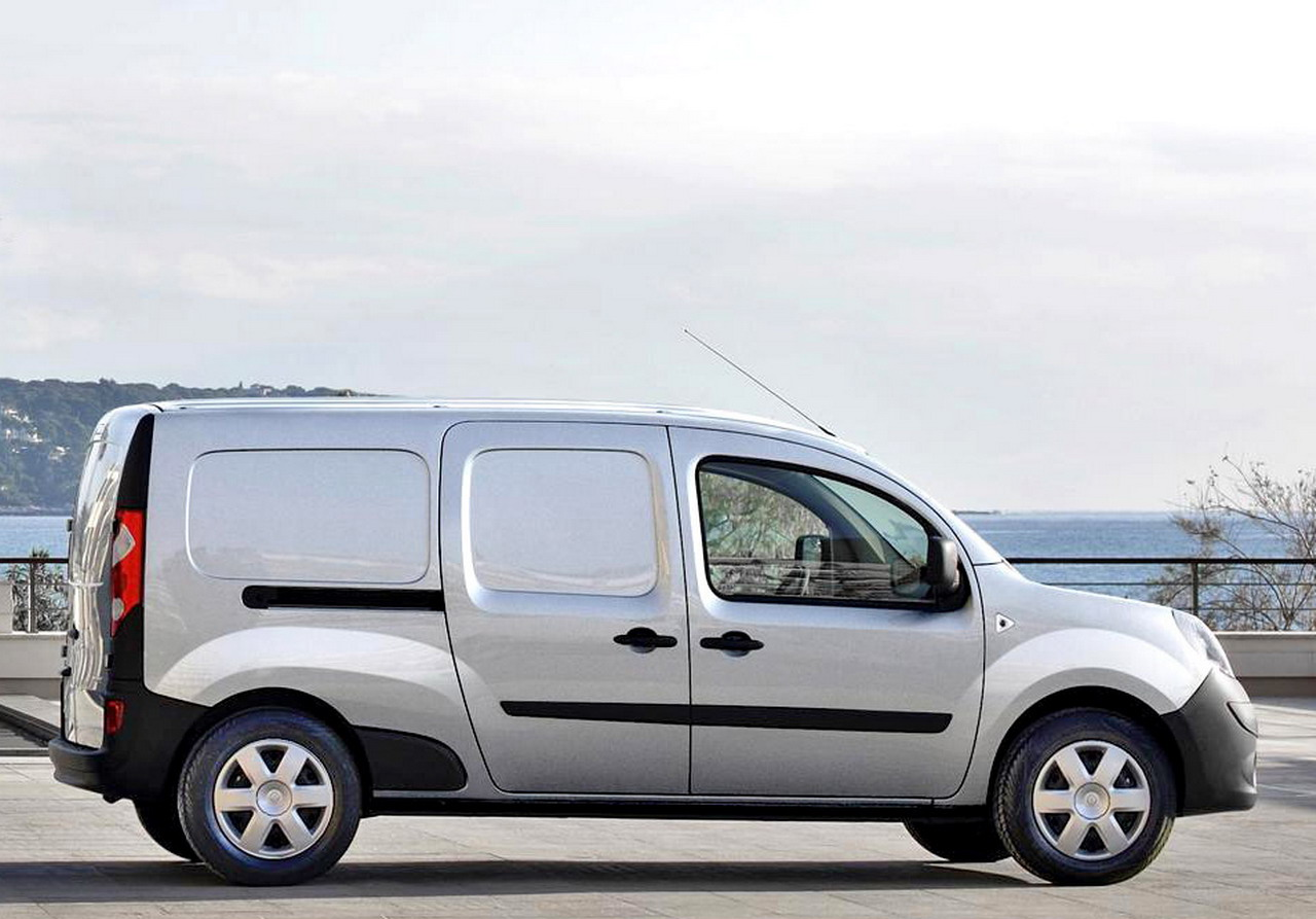 fotos del renault kangoo furg n maxi. Black Bedroom Furniture Sets. Home Design Ideas