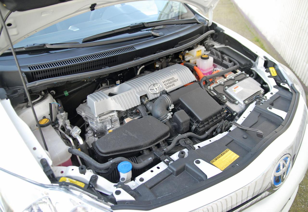 Fotos Del Toyota Auris Hsd