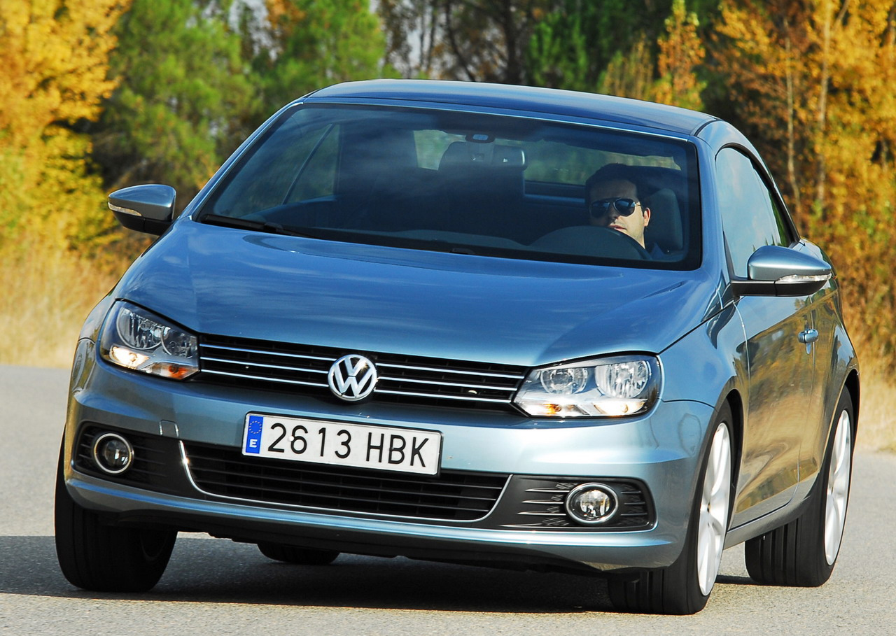 fotos del volkswagen eos 1 4 tsi 122 cv 6 vel. Black Bedroom Furniture Sets. Home Design Ideas